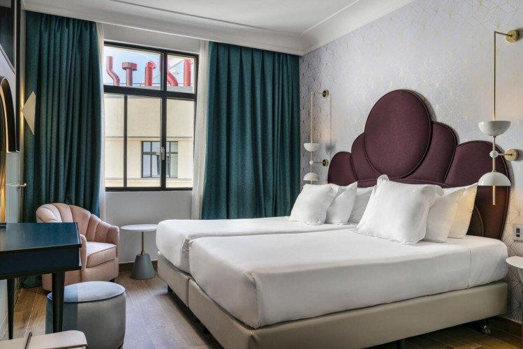 twins1-room-capitol-vincci-hotel-madrid