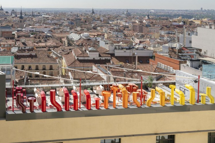views-room-capitol-vincci-hotel-madrid