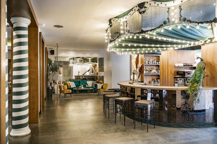 Restaurant-vincci-soho-hotel-madrid