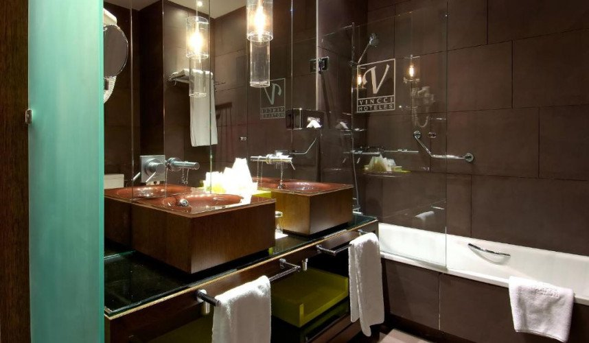 bahtroom-vincci-soho-hotel-madrid