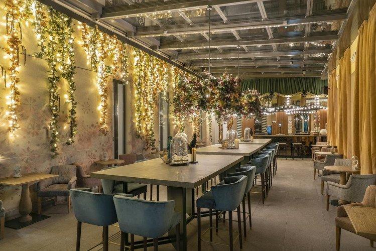 restaurant-cool-vincci-soho-hotel-madrid